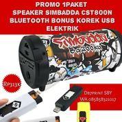 Speaker Simbadda Cst800n Bluetooth Hp
