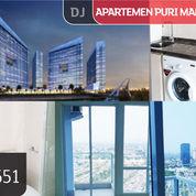 Apt. Puri Mansion Lt.31 Tower AMETHYST, Jakarta Barat, Brand New, 37m (20586691) di Kota Jakarta Barat