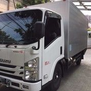 Isuzu Elf NLR 55 T Box Aluminium Tahun 2019 ( Mobil Baru )