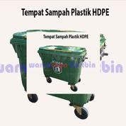 TEMPAT SAMPAH PLASTIK HDPE 660 LITER (20595911) di Kota Bekasi