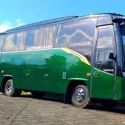 Bus Medium 2016 HINO MDBL, Kondisi Mint Super Terawat.