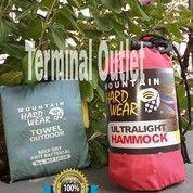 Paket Hammock + Towel Microfiber 60 X 120 (20603879) di Kota Jakarta Utara