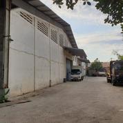 Pabrik Gudang Di Pusat Kota Tangerang. Akses Tol