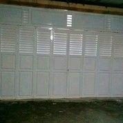 Pintu Ruko Pintu Garasi Geser Pintu Plat Besi (20612547) di Parongpong