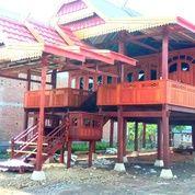 Menerima Pesanan Rumah Panggung (20621263) di Kota Makassar