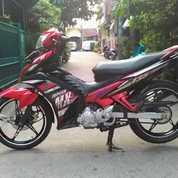 Yamaha MX 135 Cc Warna Merah Tahun 2013 (20623959) di Kota Tangerang