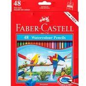 Pensil Kayu Warna 48 Faber Castell (20630695) di Kota Jakarta Timur