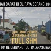 Tanah Balaraja 3.050m2 Di Jalan Raya Serang Km 24 Kab Tangerang (20632735) di Kab. Tangerang