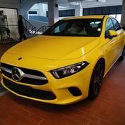 READY STOCK Warna Langka Brand New Mercedes-Benz A200 Progressive Line 2019 (20633223) di Kota Jakarta Pusat