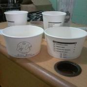 Plastik Cup, Paper Cup, Paper Bowl Dan Lunch Box Dengan Logo Usaha Anda (20635307) di Kota Depok