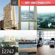 Apt. Tree Park City, Tanggerang, Brand New, Lt 25, PPJB (20641907) di Kota Tangerang