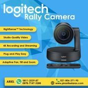 Logitech RALLY System 4K Ultra-HD ConferenceCam Premium (20643011) di Kota Jakarta Barat