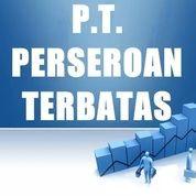 Jasa Pembuatan PT, CV Dan PMA Murah (20643363) di Kota Jakarta Selatan
