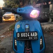 Vespa Sprint 150cc Tahun 2016 (20645227) di Kota Bandung