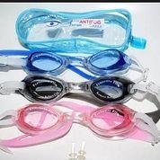 Kacamata Renang Anti Fog Kaca Mata Berenang Antifog Warna Anak Swimming Goggles (20651139) di Kota Surabaya