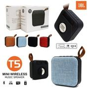 Mini Speaker Bluetooth JBL T5 (20673091) di Kota Surakarta