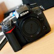 DSLR BO Nikon D7000 | 16MP | Full HD | Mic Port
