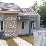 Rumah Murah Siap KPR, Tanpa DP + Bebas Biaya Lokasi Sidoarjo