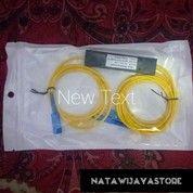 Splitter Fiber Optik 1:2 (20680491) di Kab. Bogor
