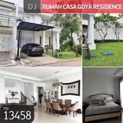 Rumah Casa Goya Residence, Jakarta Barat, 322 M, 2 Lt, HGB (20686055) di Kota Jakarta Barat