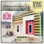 Rumah Minimalis Siap Huni Dekat Polres Ungaran (20704719) di Kab. Semarang
