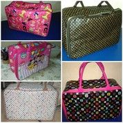 Travel Bag Tas Anak DISC 10%