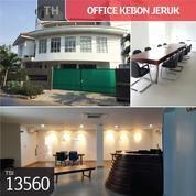 Office Kebon Jeruk, Bakarta Barat, 764 M, 2 Lt, SHM (20707843) di Kota Jakarta Barat