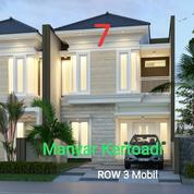 Rumah Cantik Tengah Kota Manyar Kertoadi (20708619) di Kota Surabaya