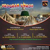 Paket Umroh Promo Bekasi 2019 (20721631) di Kota Bekasi