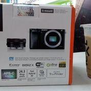 Sony A6000 Camera Mirrorless Kit 16-50mm (20725631) di
