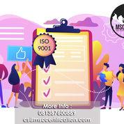 Daftar Lembaga Sertifikasi Iso 9001 (20725931) di Kab. Bandung