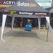 Tenda Kaki Lima Ukuran 4x4 Anti Kotor (20726823) di Kota Jakarta Barat