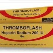 Thromboflash Gel 10 Gram (20729611) di Kab. Boyolali