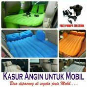 COD MAKASSAR | Matras Kasur Mobil Free Pompa Elektrik