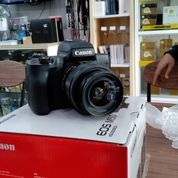 Canon M50 Camera Mirrorless Kit EF-M 15-45mm (20755807) di