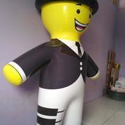 Jasa Dan Produksi Balon Karakter / Balon Produk Terbaik (20758703) di Kota Bekasi