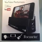 Focusrite ITrack Pocket - Stereo Microphone For YouTube Performers