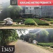 Kavling Metro Permata, Tangerang, 10x16m, SHM (20776351) di Kota Tangerang