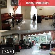 Rumah Intercon, Jakarta Barat, 420 M, 2 Lt, SHM (20779931) di Kota Jakarta Barat