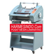 DISTRIBUTOR MESIN LAMINASI ROLL BANJARMASIN Alat Laminating Kertas 2 Muka Panas Dingin Hot & Cold