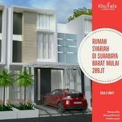 Rumah Murah Surabaya 2 Lantai Harga 1 Lantai (20789143) di Kota Surabaya