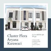 Cluster Flora Aryana 2 Lantai Murah (20789835) di Kab. Tangerang