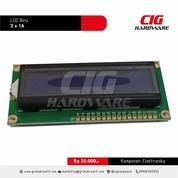 LCD Biru 2 X 16