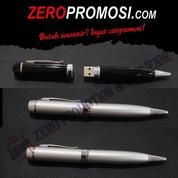 USB Flashdisk Pen LASER 3 IN 1 FDPEN17 4GB - Grafir + Metal Tin Box (20814107) di Kota Tangerang