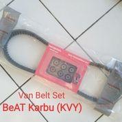 Van Belt Vbelt Set KVY Beat Karburator Original Honda