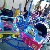 Mainan Odong Kereta Panggung Rjm Motor Kelinci (20821651) di Kota Banda Aceh