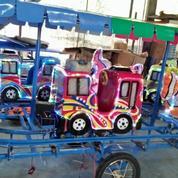 Wahana Pasar Malam Odong Tayo Kereta Panggung Mini Coaster (20821691) di Kab. Gorontalo