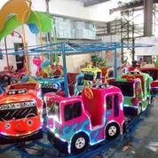Kereta Panggung Odong Odong Kereta Mini Komplit Corak (20821851) di Kab. Dairi