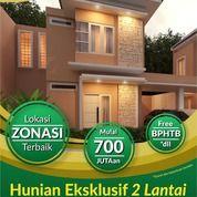 Rumah 2 Lantai 800 Jutaan Di Sidoarjo Pusat (20822131) di Kota Surabaya