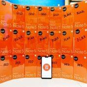 XIAOMI REDMI NOTE 5 4GB-64GB Black-Blue-Gold GARANSI TAM